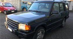 Land Rover Discovery 2.5 Tdi 5 porte Luxury