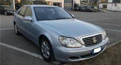 Mercedes-Benz S 400 CDI cat